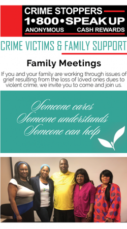 Family Meeting Infographic Web