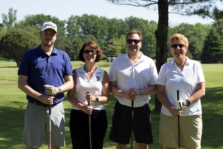 First Annual Golfing Outing - Photo 8