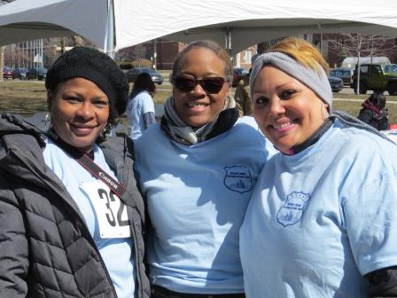 Victims Awareness Walk - Photo 5 - Three Woman